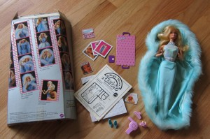 MagicMoves Barbie